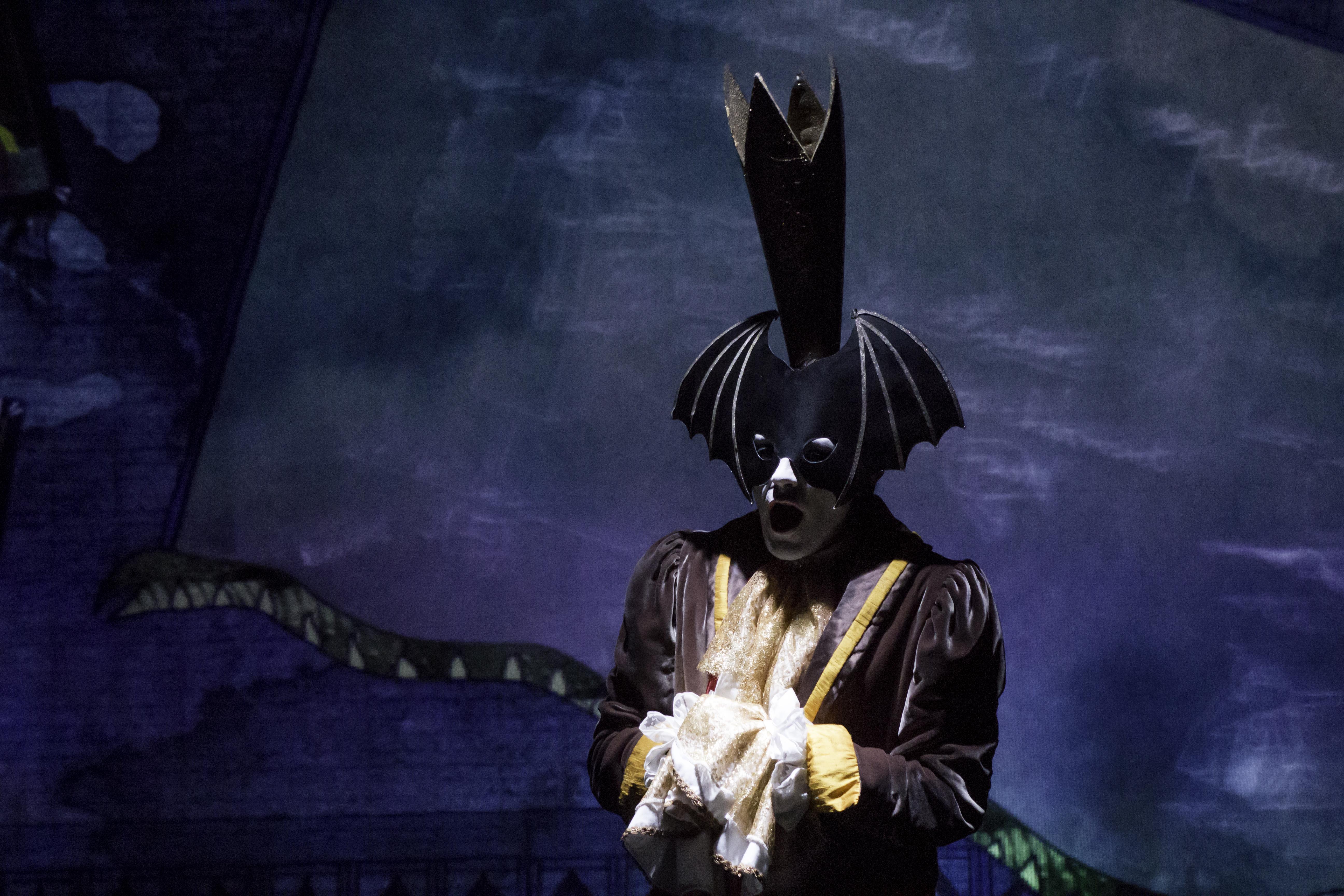 Les Minuits-Le Prince masqué